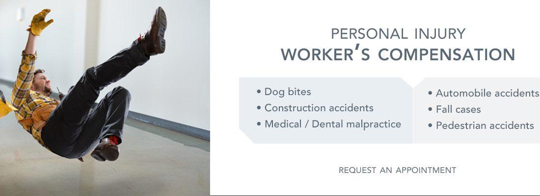 la habra personal injury workers compensation