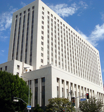 los angeles court house attorneys